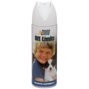 Off Limits Spray repellente per cani