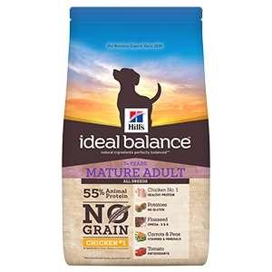Ideal Balance Canine Mature No Grain Pollo e Patate