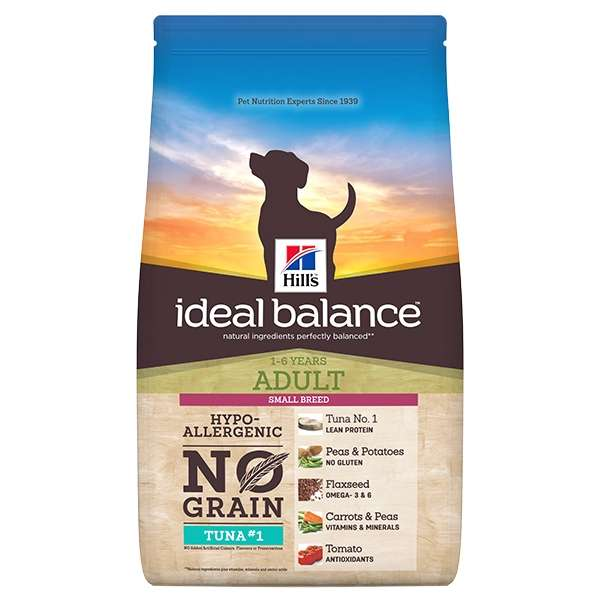 Ideal Balance Canine Adult Small No Grain Tonno e Patate