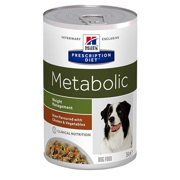 Prescription Diet Stew Metabolic Weight Management con Pollo e Verdure