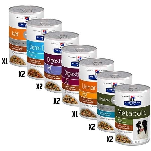 Prescription Diet Stew Multipack
