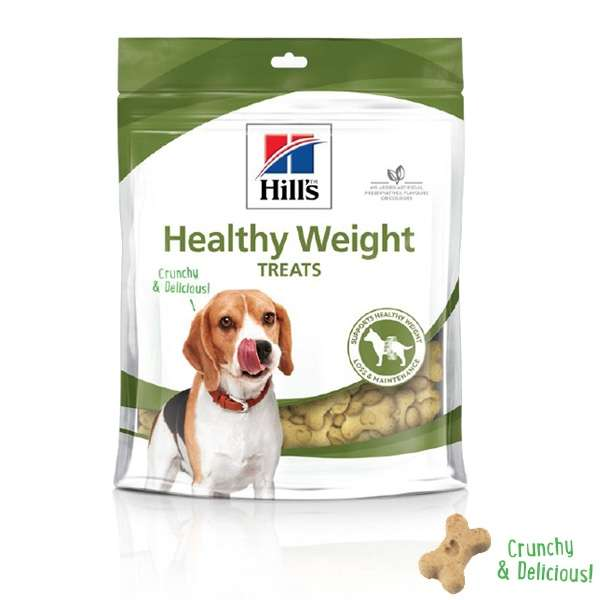 Healthy Weight Treats - Nuovi Hill's Treats