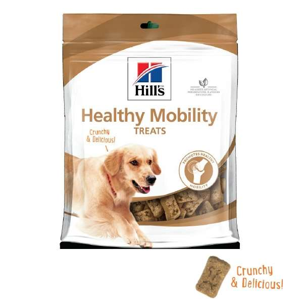 Healthy Mobility Treats - Nuovi Hill's Treats