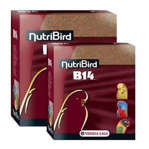NutriBird B14 Mantenimento Ondulati e Piccoli Parrocchetti