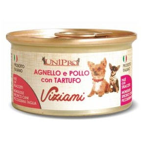 Viziami Agnello e Pollo con Tartufo