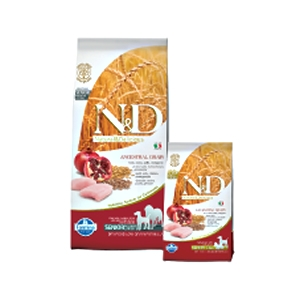 Natural & Delicious Low Ancestral Grain Senior Medium & Maxi con Pollo e Melograno