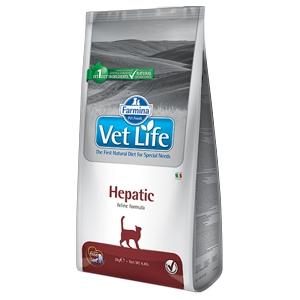 Vet Life Hepatic Gatto