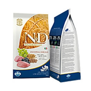 Natural & Delicious Low Ancestral Grain Adult Medium con Agnello e Mirtillo