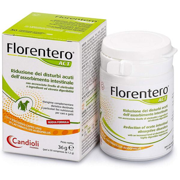 Florentero in Compresse - Florentero Act 30 cpr