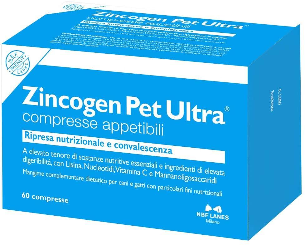Zincogen Pet Ultra - Confezione 60 cpr