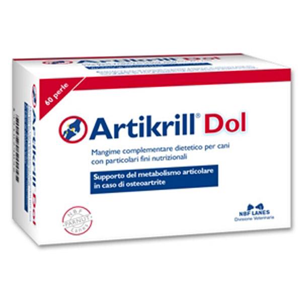 Artikrill Dol Cane - Confezione da 60 Perle