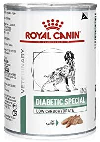 Veterinary Diet Diabetic Special Low Carbohydrate - 1 Barattolo 410 gr