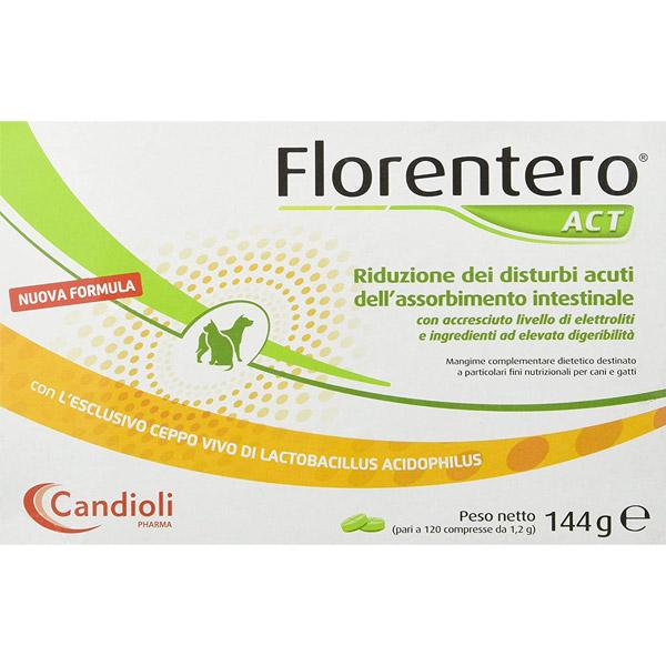 Florentero in Compresse - Confezione da 120 cpr
