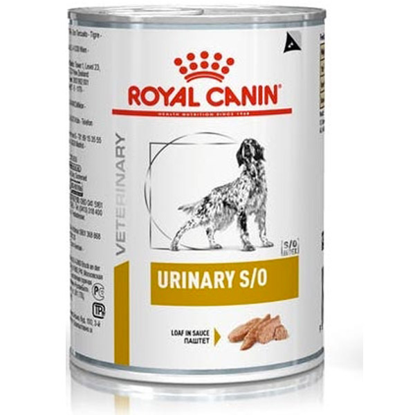 Veterinary Diet Urinary S/O - Barattolo da 410 gr