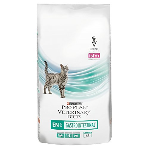Pro Plan Veterinary Diets Gatto EN Gastrointestinal St/Ox - Sacco da 1,5 kg