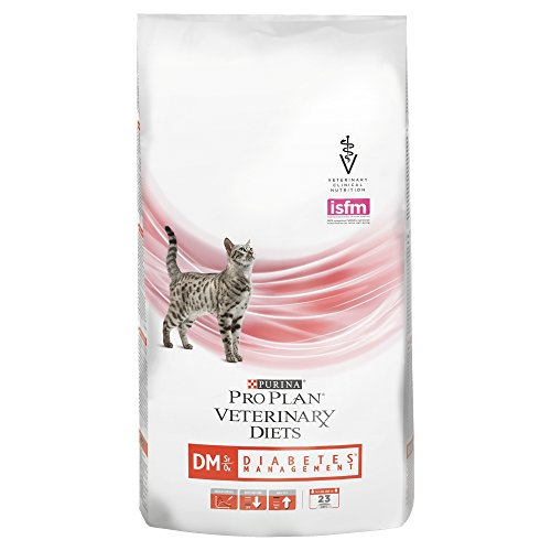 Pro Plan Veterinary Diets Gatto DM Diabetes Management St/Ox - Sacco da 1,5 kg