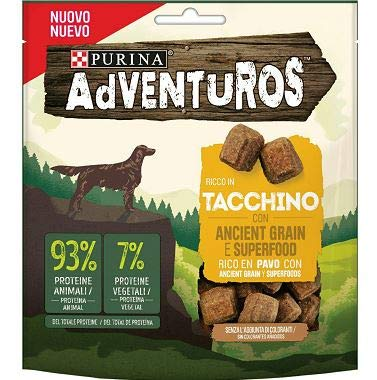 Purina Adventouros Ancient Grain Tacchino - Sacchetto da 120 gr