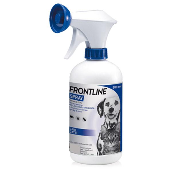 Frontline Spray - Spray 500 ml