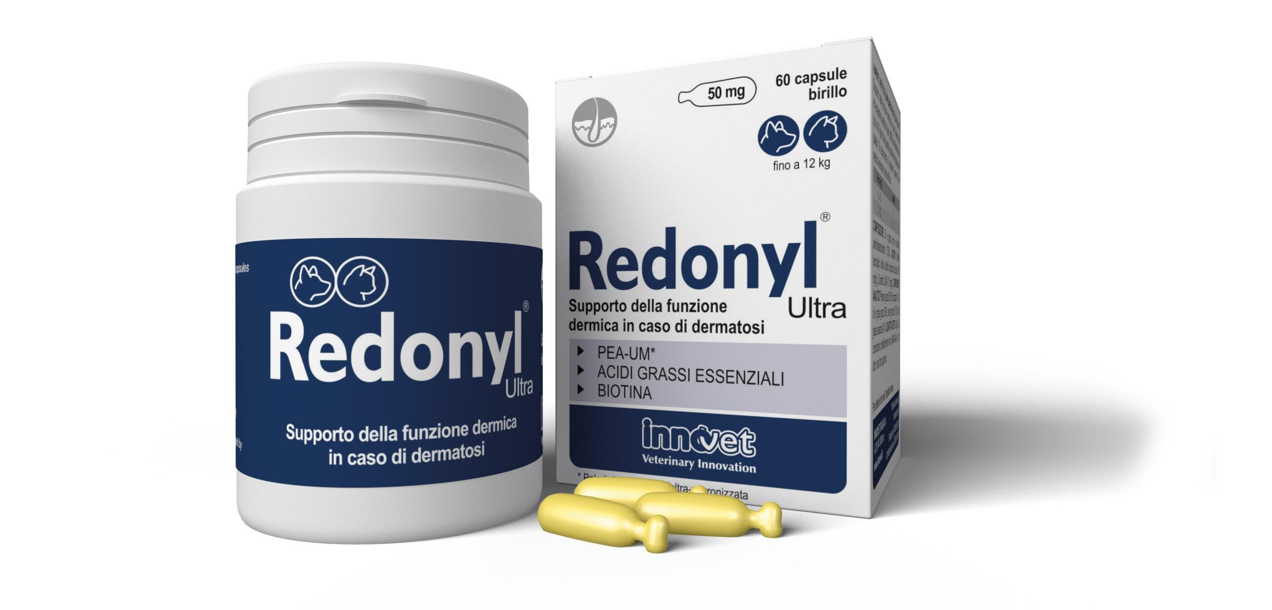 Redonyl Ultra - 1 Confezione | 60 Capsule da 50 mg
