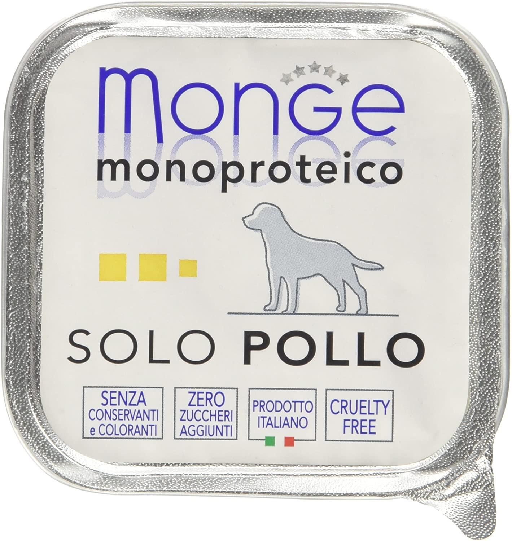 Natural Superpremium Monoproteico Solo Pollo - 1 Vaschetta 150 gr