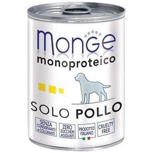 Natural Superpremium Monoproteico Solo Pollo - 1 Barattolo 400 gr