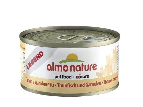 HFC Natural Tonno e Gamberetti - Almo Nature - Classic, tonno e gamberetti, 24 x 70 g