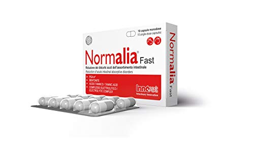 Innovet Normalia® Fast. - 10 capsule monodose
