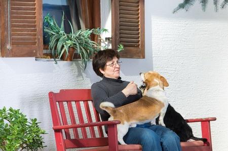 Il cane ti ama quando ti fa il rutto in faccia