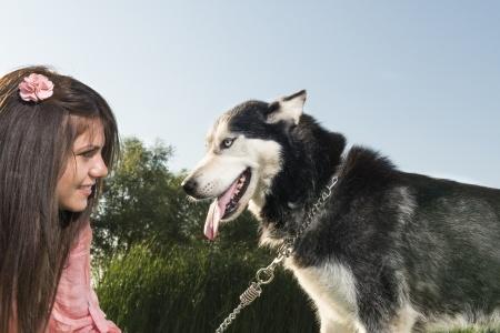il cane dipende da te