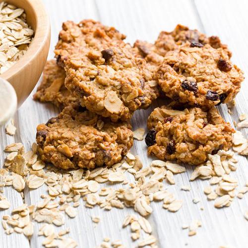 Biscotti ai cereali per il cane