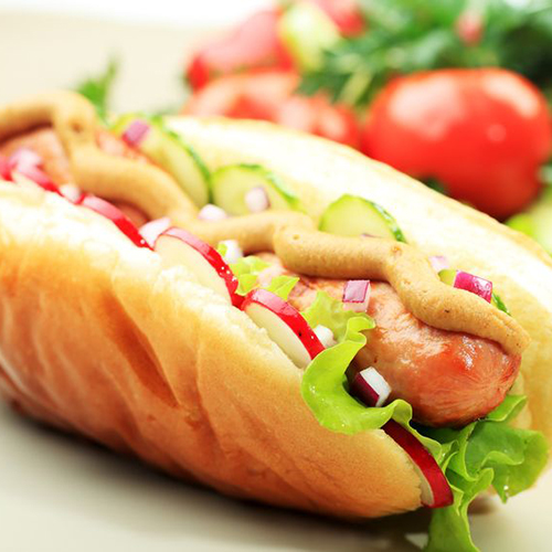 Hot Dog al cane