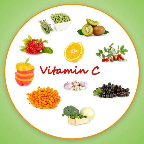 vitamina C per cani