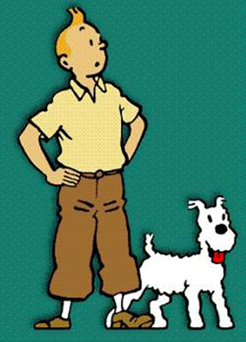 Milou di Le avventure di Tintin