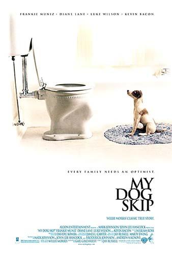 Skip in Il mio cane Skip