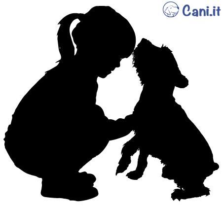 Insegnate al vostro bambino il modo giusto per poter interagire con i cani.