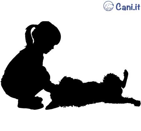 Aiutate il bambino a capire il linguaggio del corpo del cane