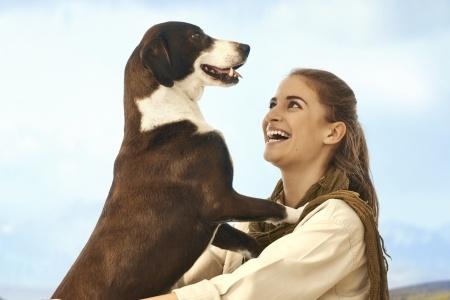 I cani migliorano drasticamente il vostro umore