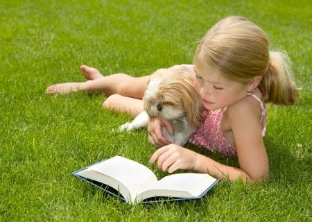bambini con un cane in casa si assentano meno a scuola