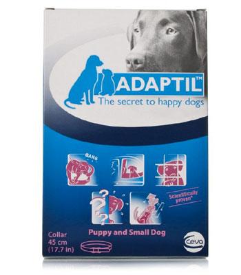Collare Adaptil per calmare il cane